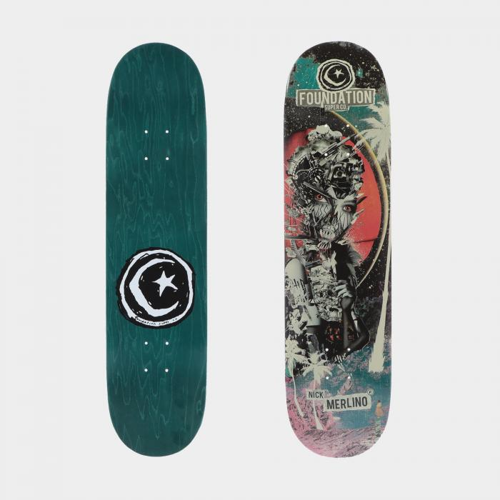 foundation skateboard assorted
