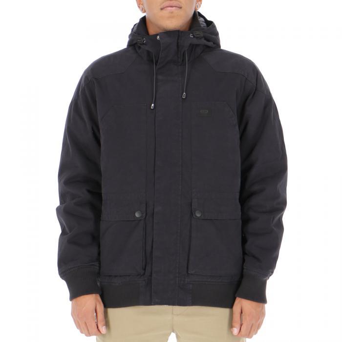 globe giacche black
