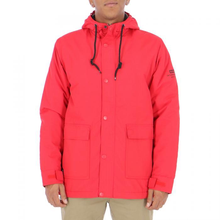 globe giacche red