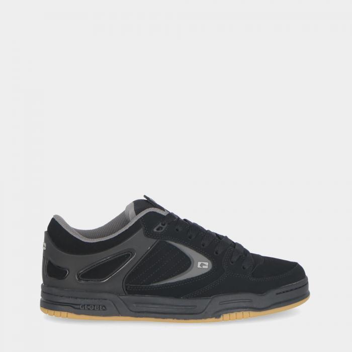 globe scarpe skate blk blk charcoal