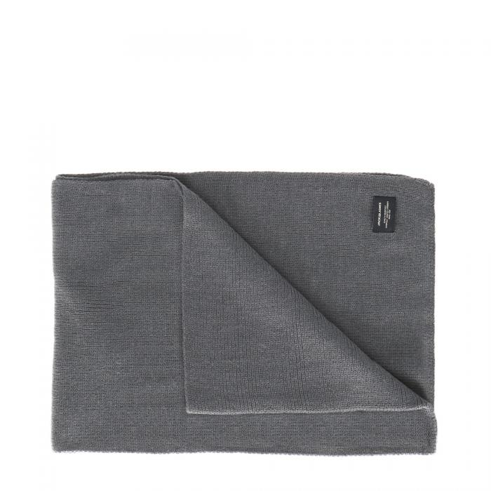 jack & jones sciarpe e guanti grey melange