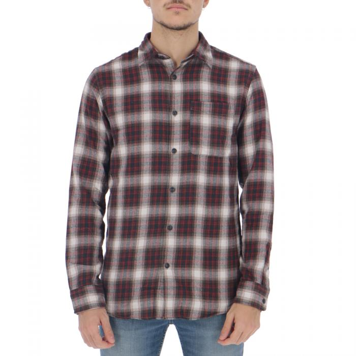 jack & jones camicie fiery red