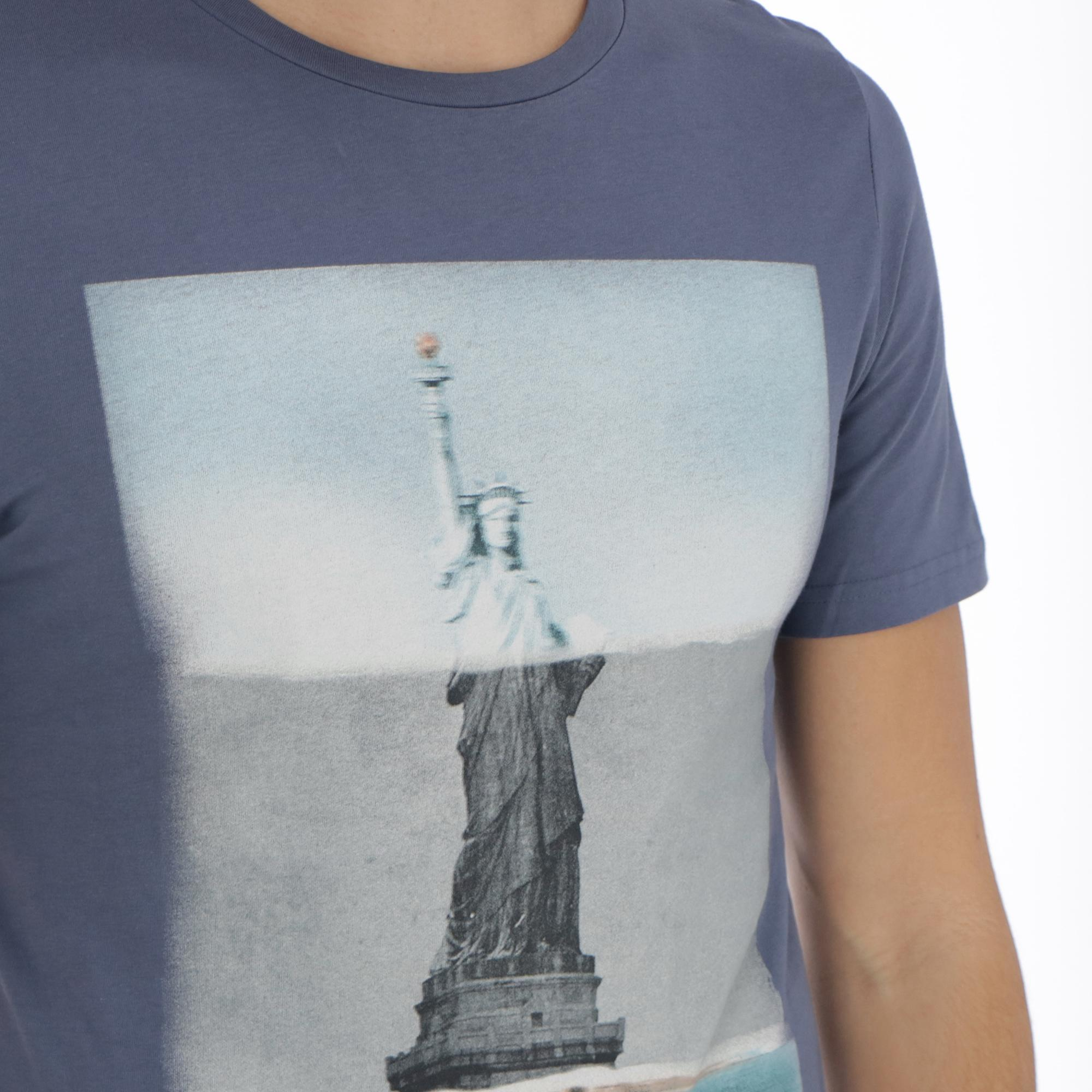 Jack & Jones Current T-shirt VINTAGE INDIGO