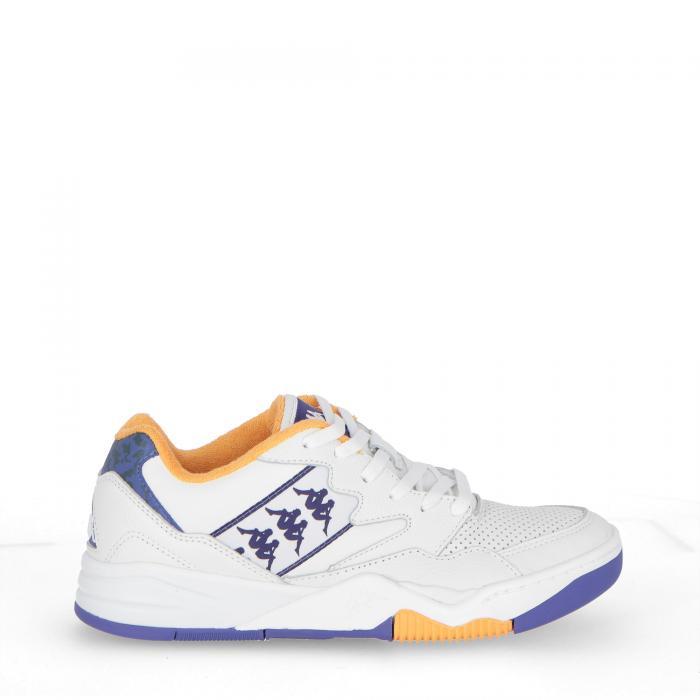 kappa scarpe lifestyle white violet