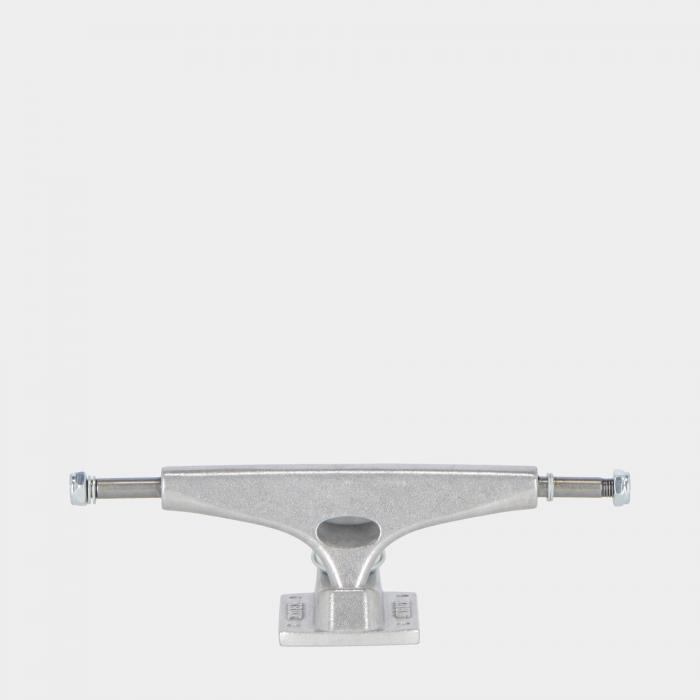 krux skateboard silver