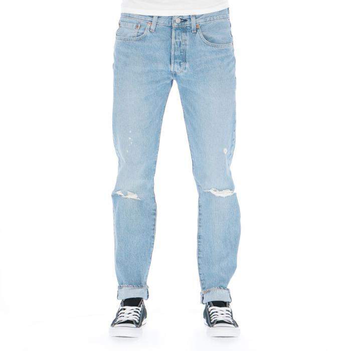 levi's jeans med indigo