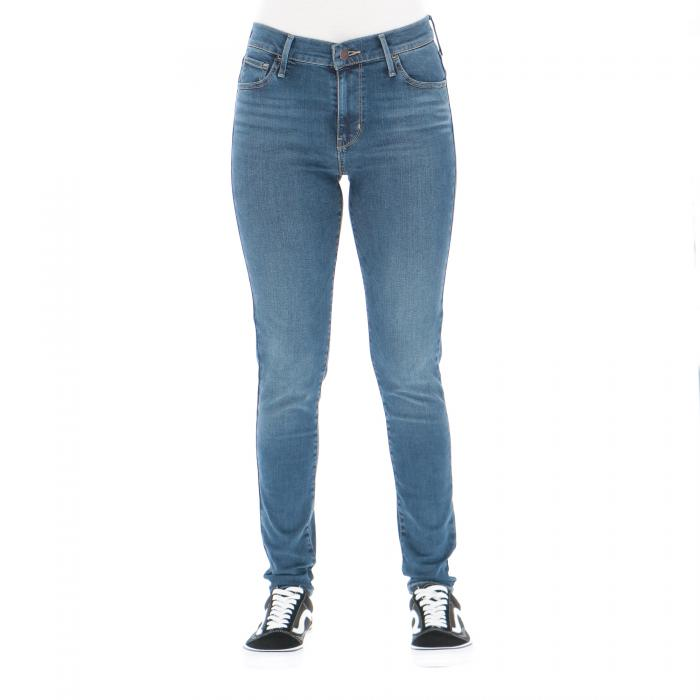 levi's pantaloni med indigo