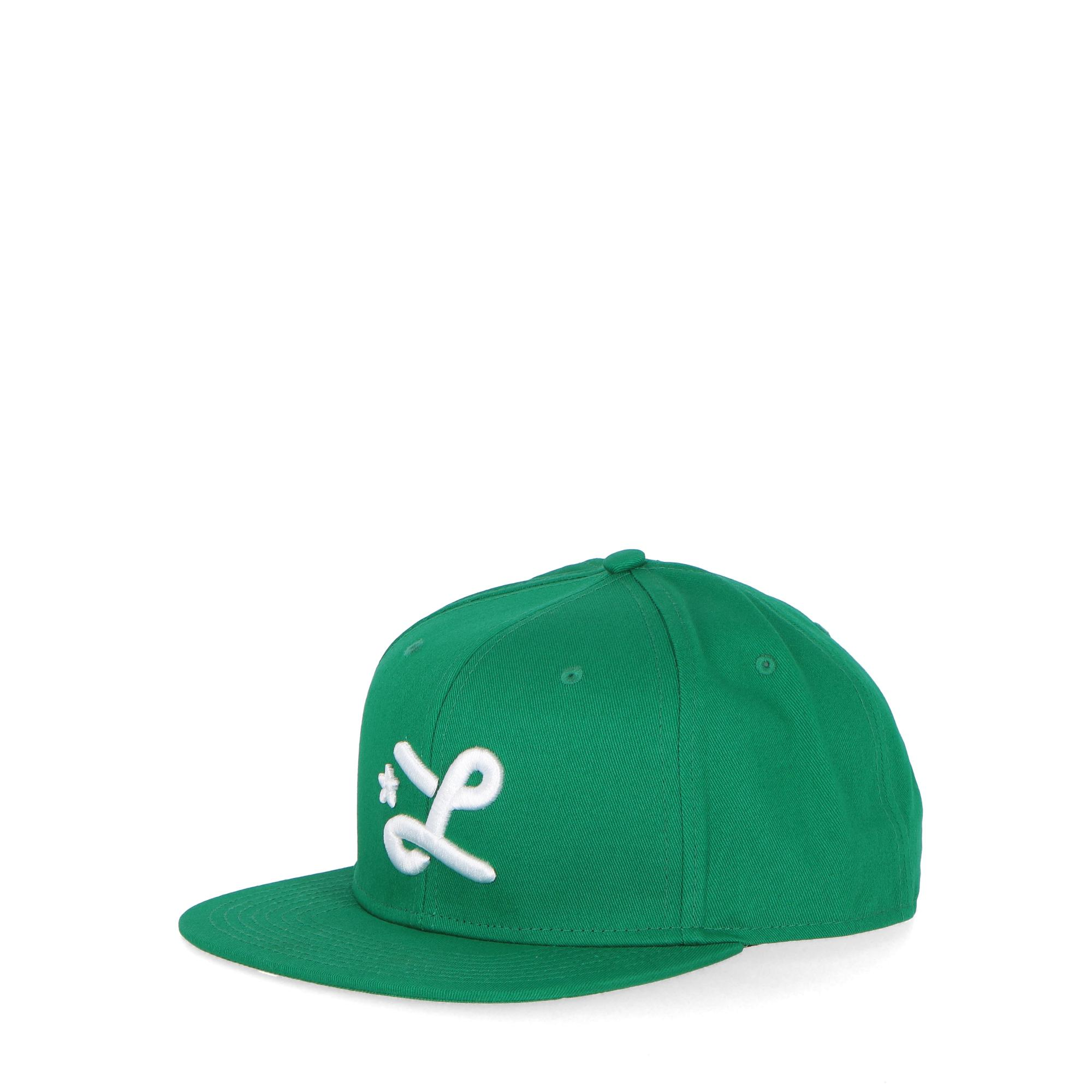 L.r.g. Down With The L Snapback KELLY GREEN
