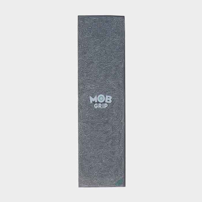 mob skateboard black