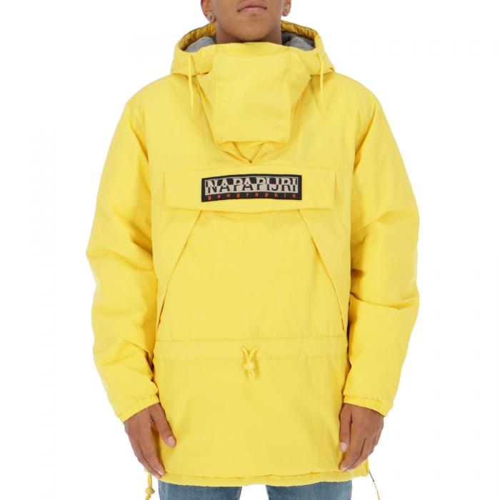 napapijri giacche spark yellow
