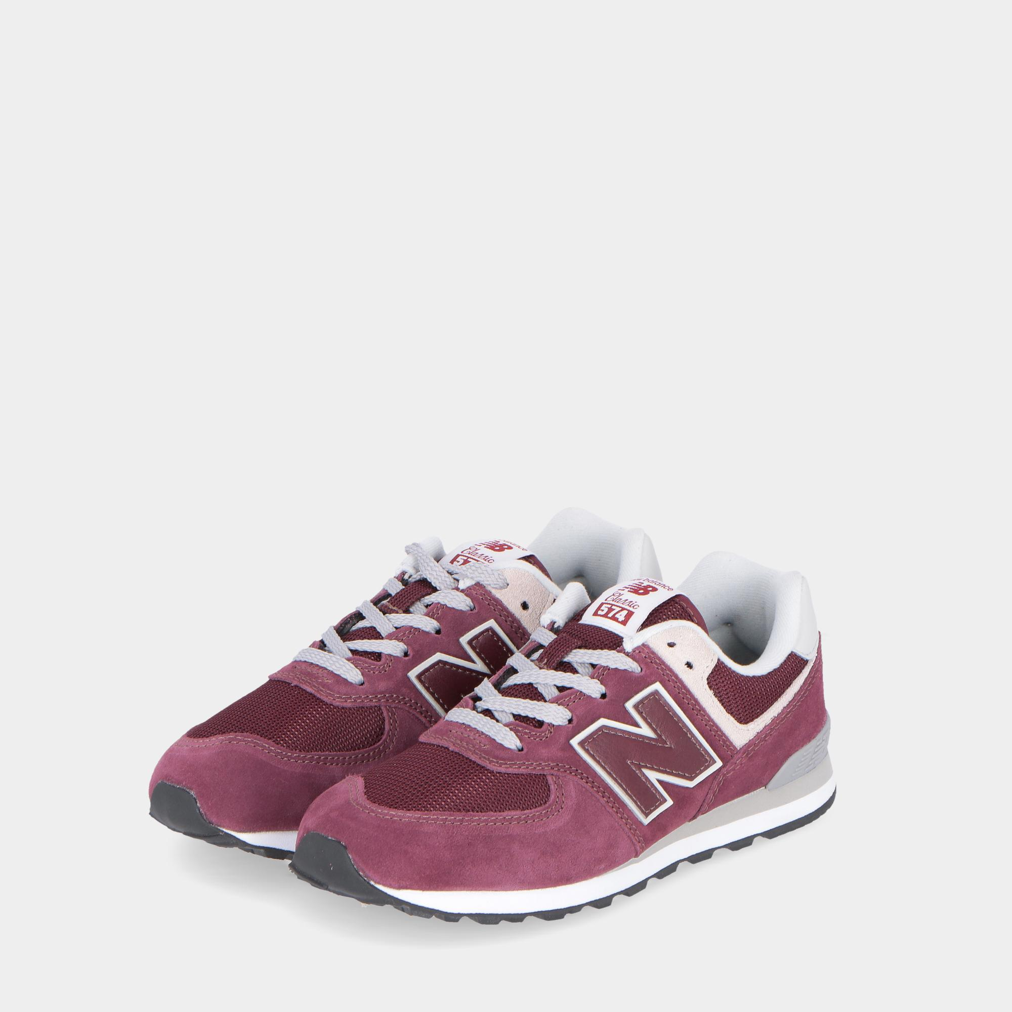 81c3ff31feb New Balance Gc574gb br   Burgundy