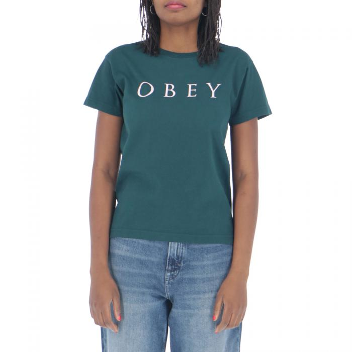 obey t-shirt e canotte forest pine