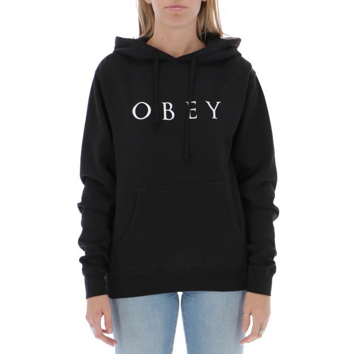 obey felpe dusty black