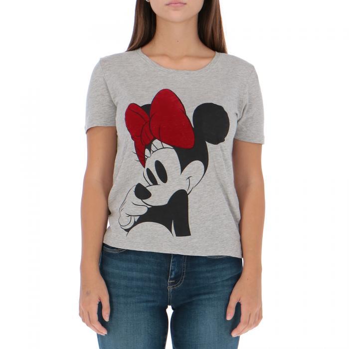 only t-shirt e canotte light grey melange