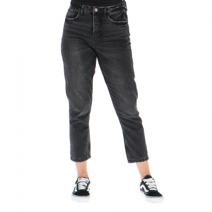 only pantaloni black denim