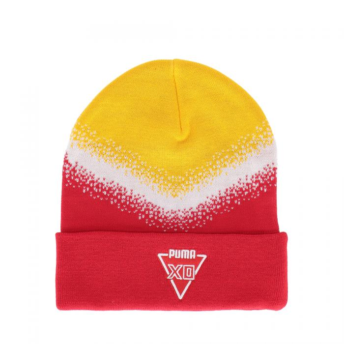 puma beanies high risk red