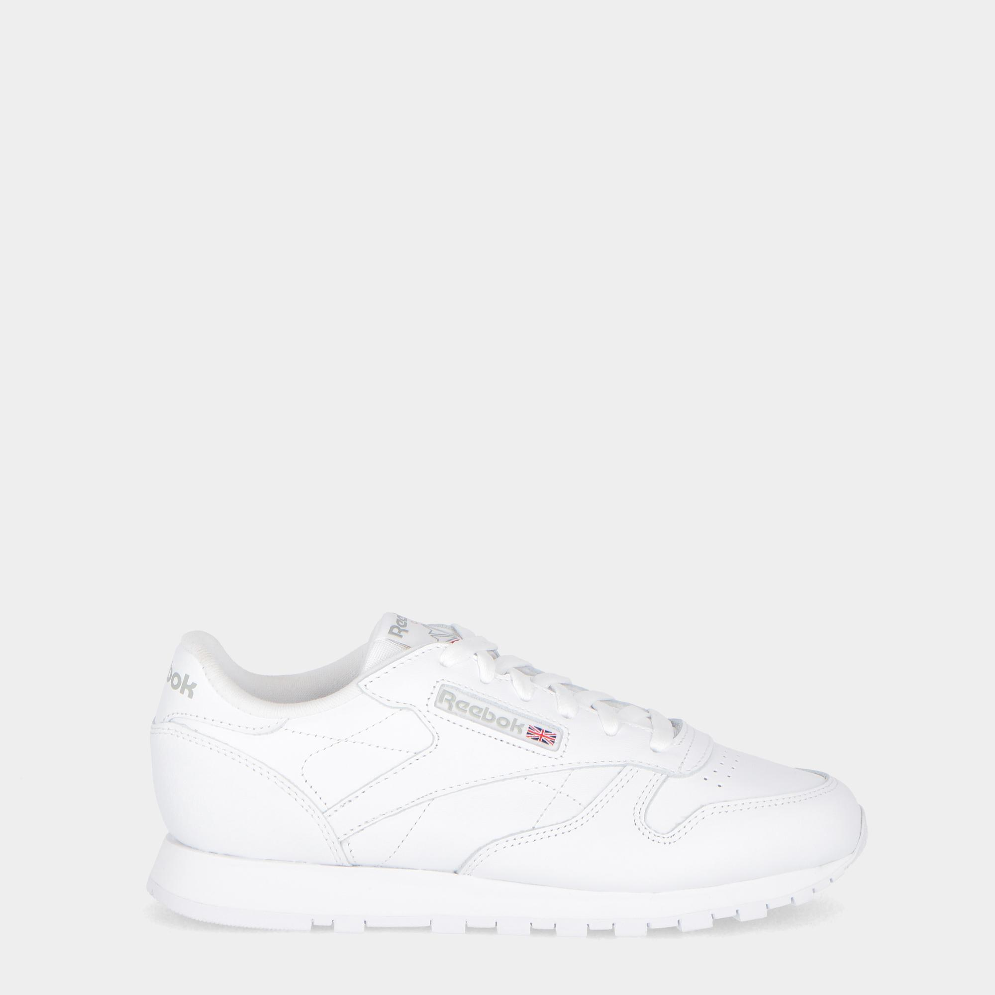 c0a117c2e3b Reebok Classic Leather White | Treesse