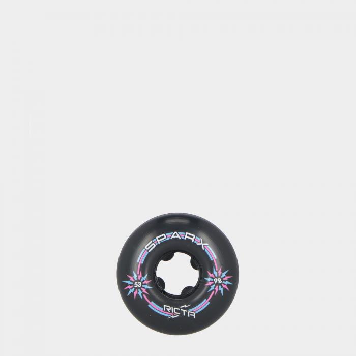 ricta skateboard black