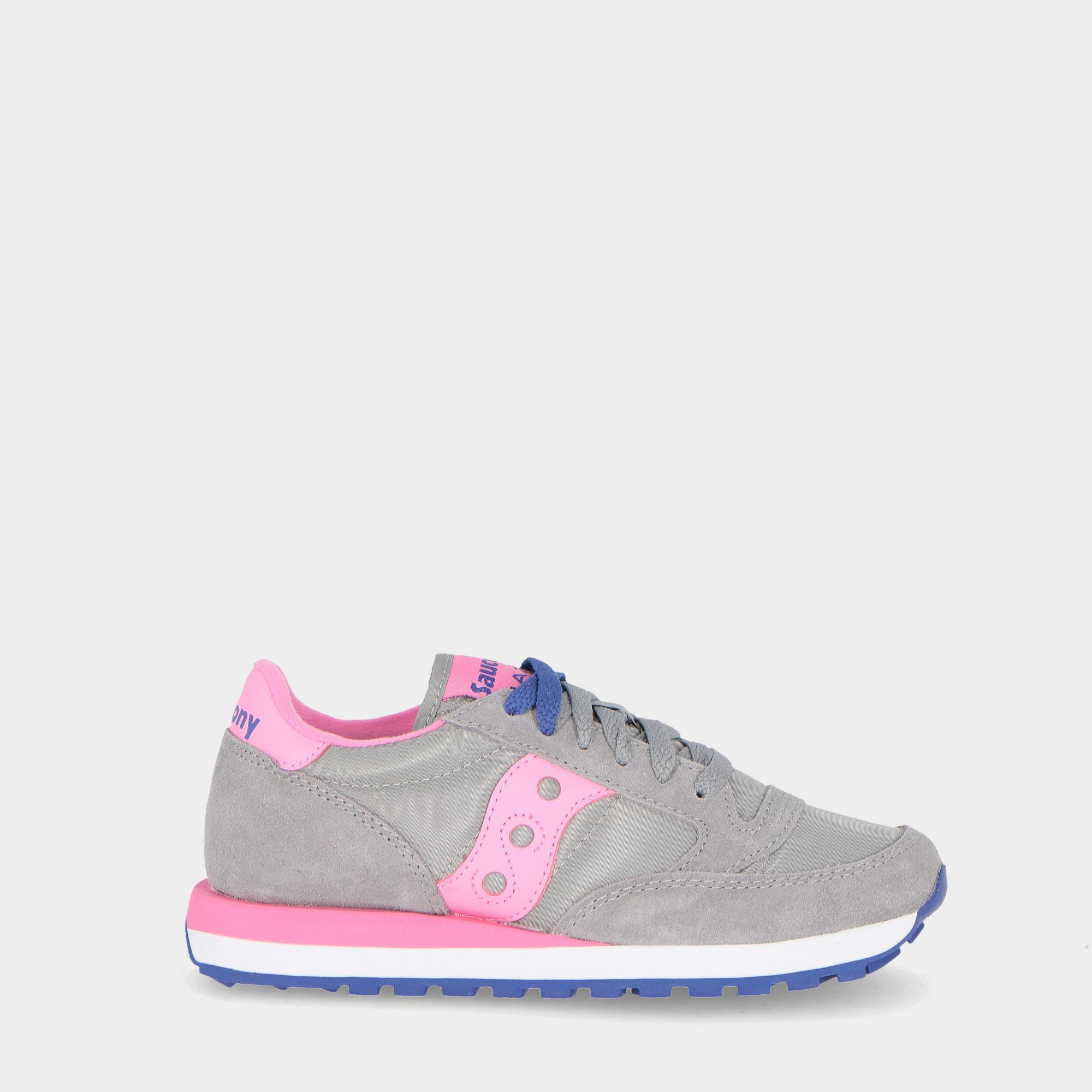 Saucony Jazz O  Grey Pink  d6cbe5d8698