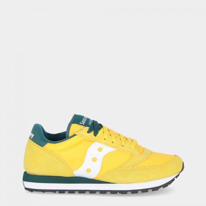 saucony scarpe lifestyle yellow