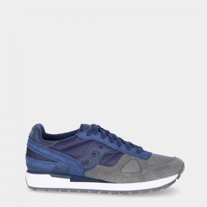 saucony scarpe lifestyle blue grey