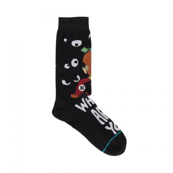 stance calze lifestyle black