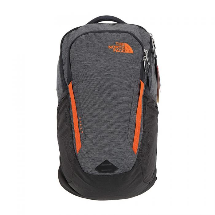the north face borse e zaini prison orange