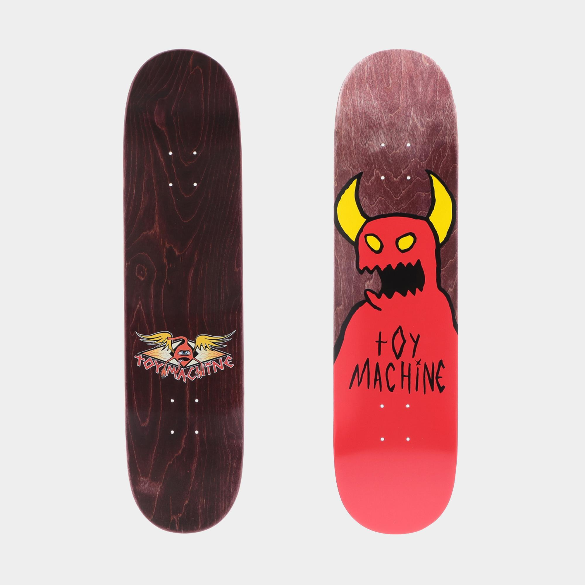 Toy Machine Sketchy Monster Deck 8  ASSORTED