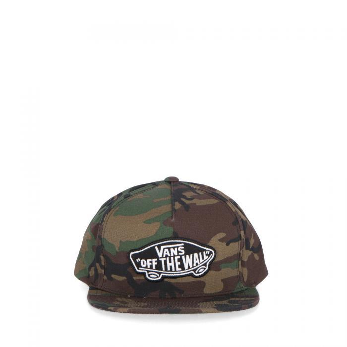 vans cappelli classic camo