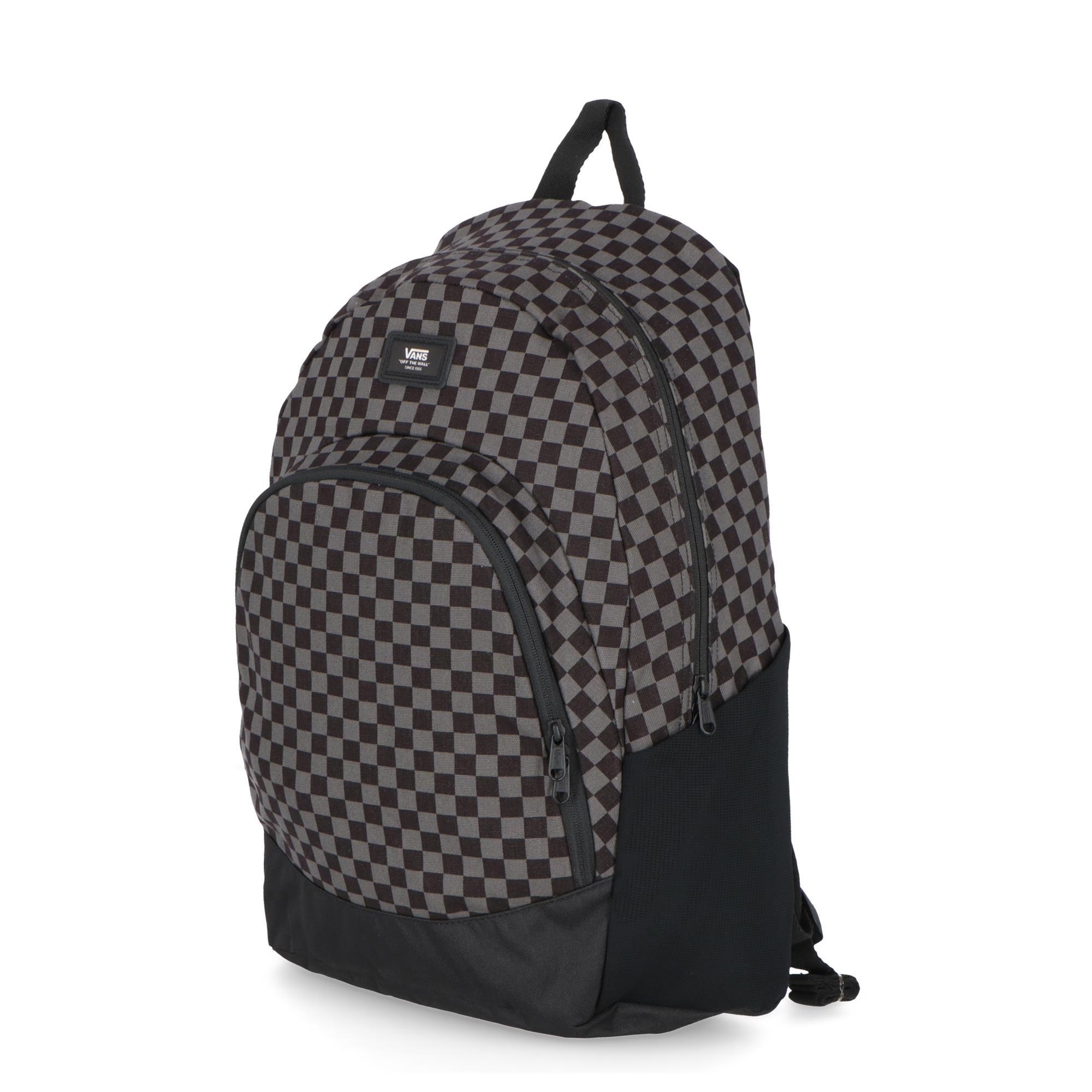 79c7836588 Vans Van Doren Original Backpack Black Charco | Treesse