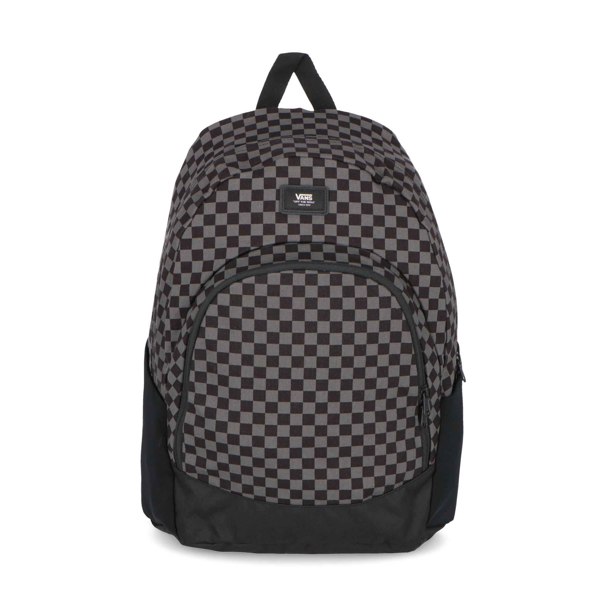 3d7456a992 Vans Van Doren Original Backpack Black Charco