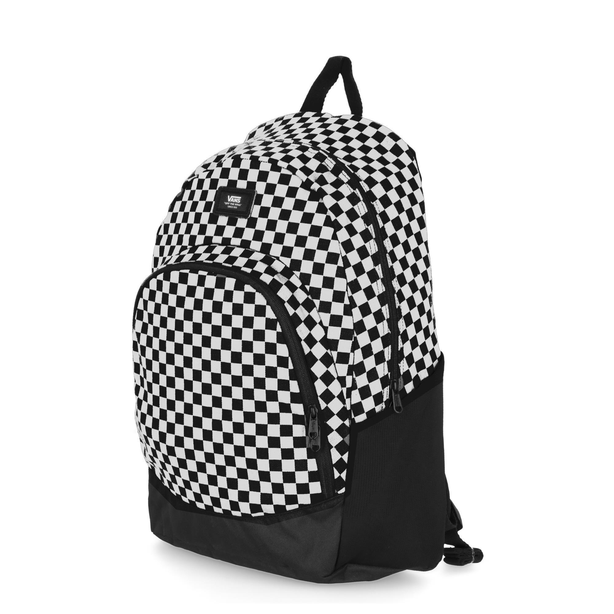 Vans Van Doren Original Backpack Black white
