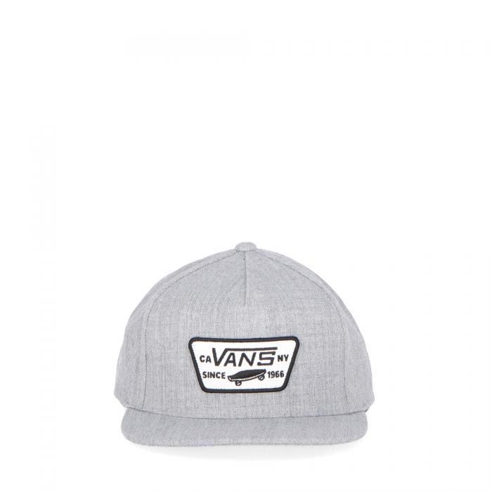 vans cappelli heather grey