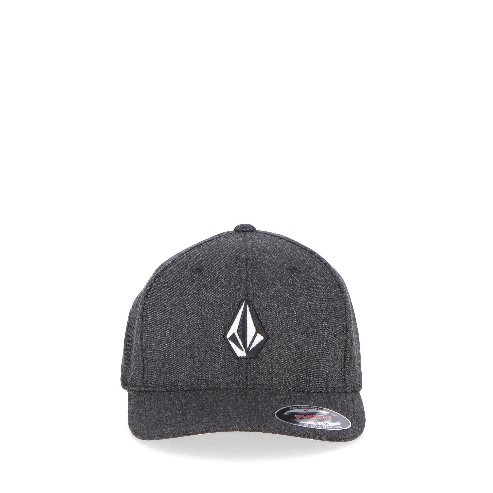 buy online 849ea 0c3d8 ... sweden volcom full stone heather xfit hat charcoal heather 094de c50ab