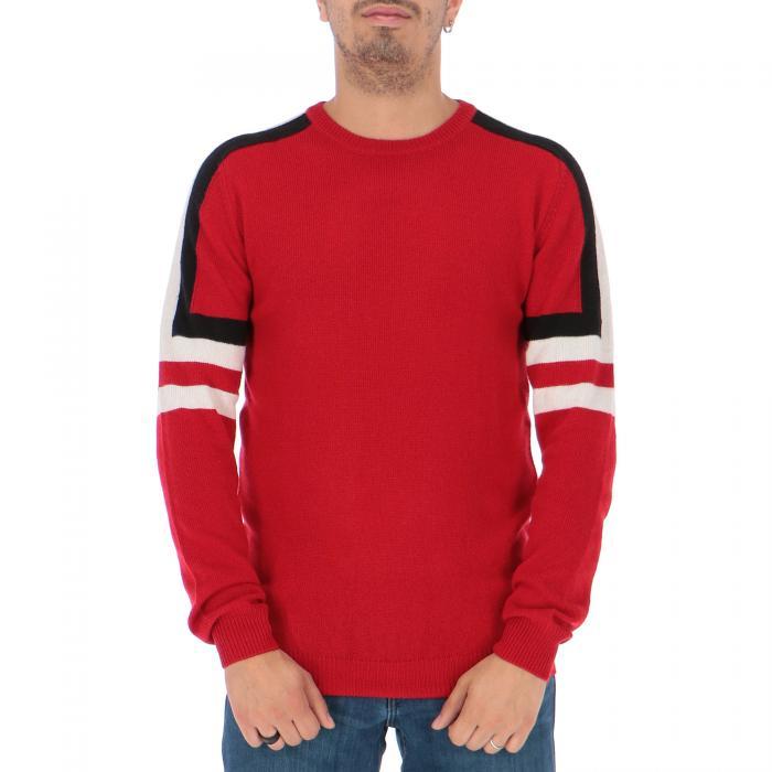 wrangler maglioni red