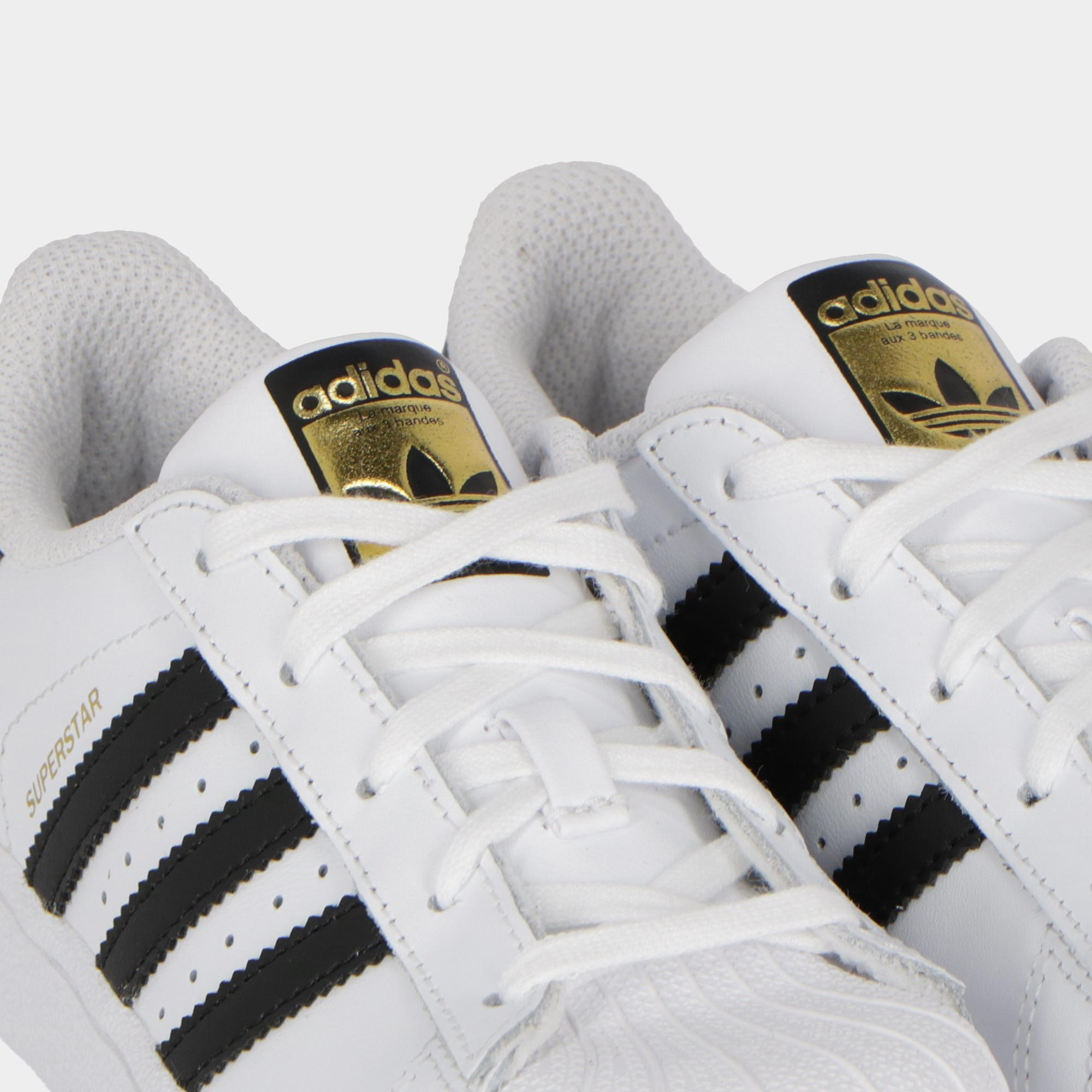 adidas SUPERSTAR KIDS WhiteBlackWhite