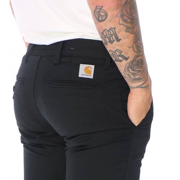 carhartt pantaloni black