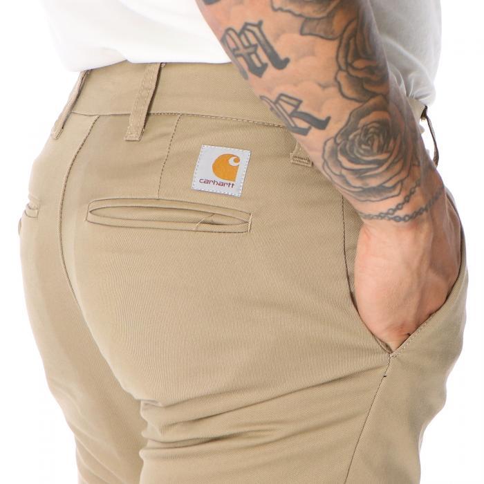 carhartt pantaloni leather