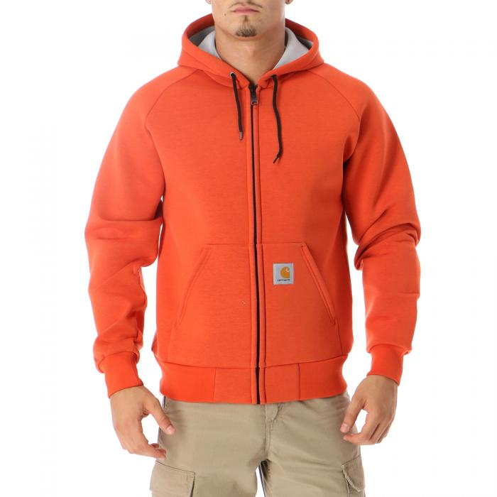 carhartt giacche brick orange grey