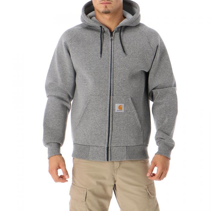 carhartt giacche dark grey heather grey