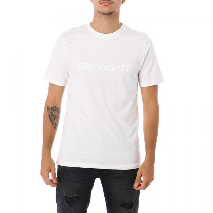 carhartt t-shirt e canotte white white