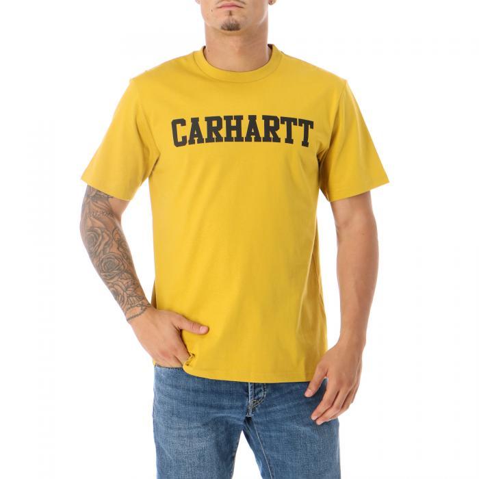 carhartt t-shirt e canotte colza black