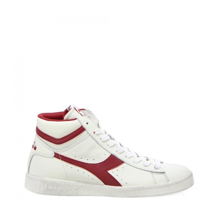 diadora scarpe lifestyle white red pepper