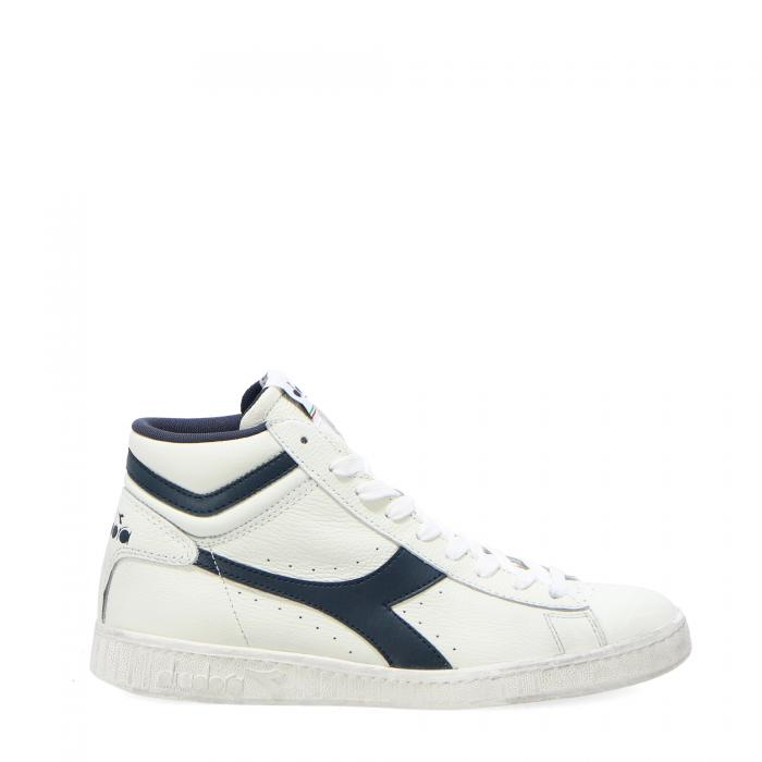 diadora scarpe lifestyle white blue caspian sea