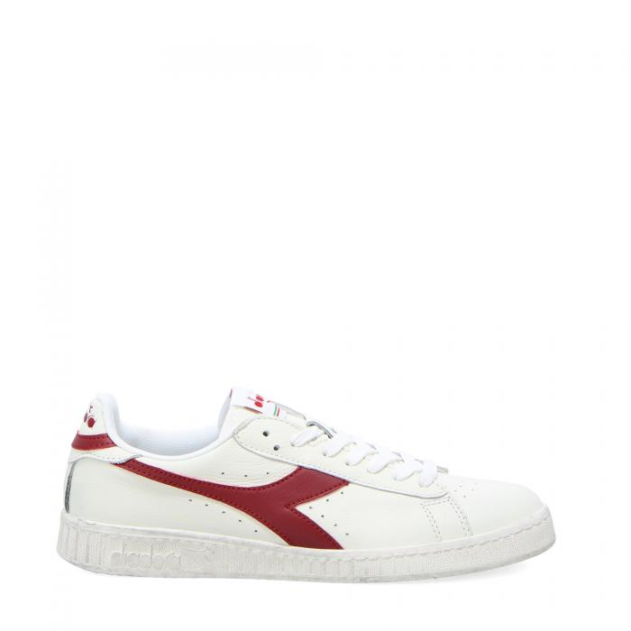 diadora scarpe lifestyle white red pepper