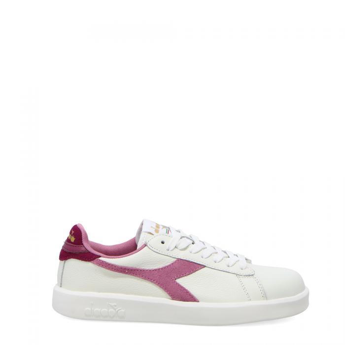 diadora scarpe lifestyle white mauve orchid