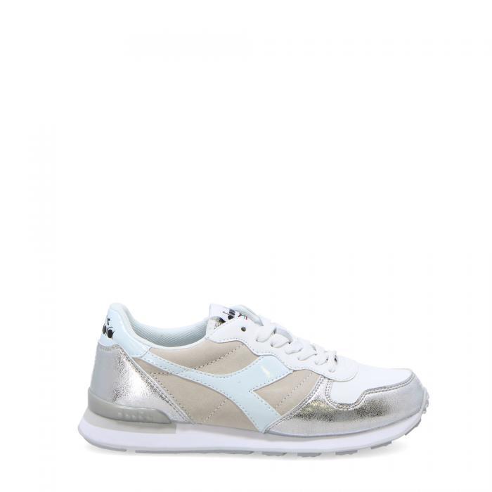 diadora scarpe lifestyle white silver