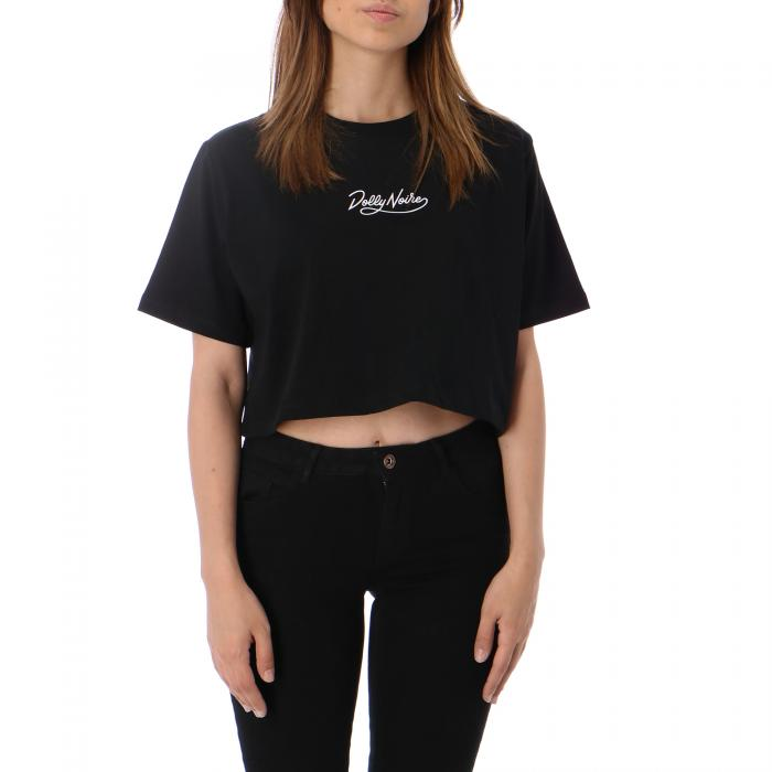dolly noire t-shirt e canotte black