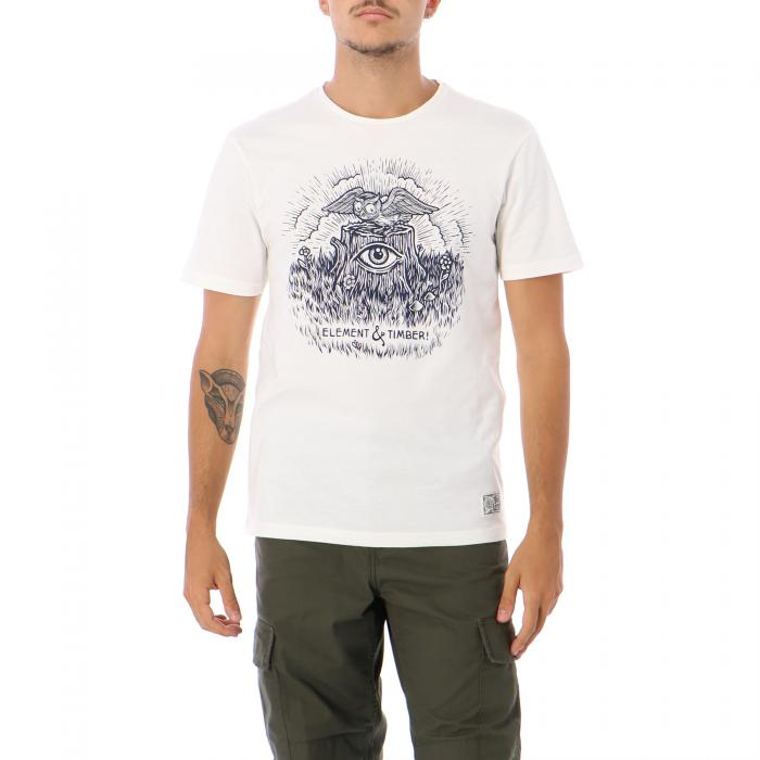element t-shirt e canotte off white