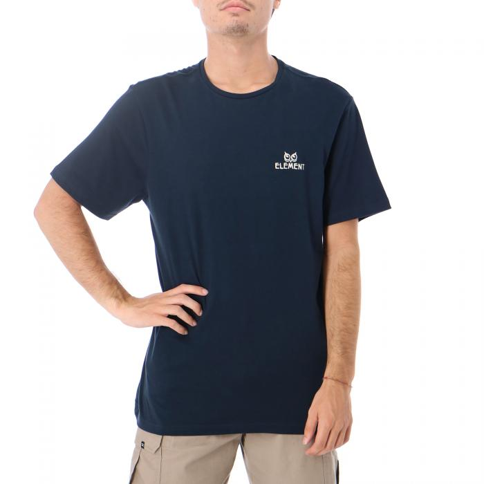 element t-shirt e canotte eclipse navy